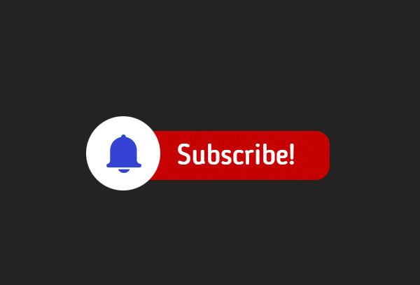 Youtube subscribe banner